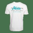 Classic Surfboard Script T-Shirt thumbnail 1