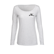 Flying H Scoop Neck Long Sleeve thumbnail 2