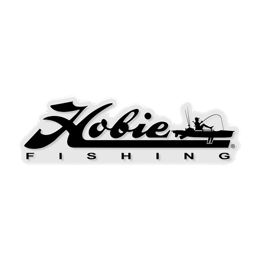 "12"" Fishing Sticker"