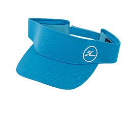 Mesh Visor - Turquoise