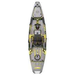EVA Deck Pad Kit  - Pro Angler 12 360 Series