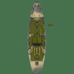 Interior EVA Deck Kit  - Pro Angler 12