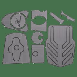 Complete EVA Deck Pad Kit - Compass