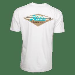 Classic Gold Diamond T Shirt