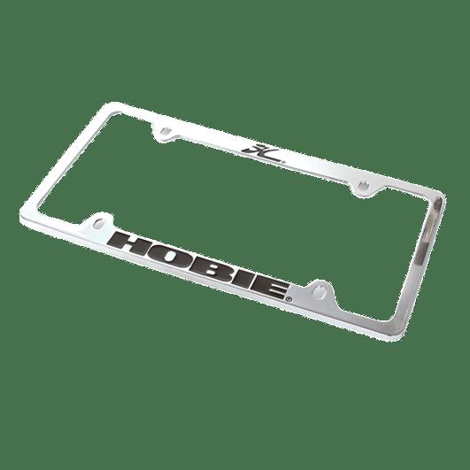 License Plate Frame - Chrome