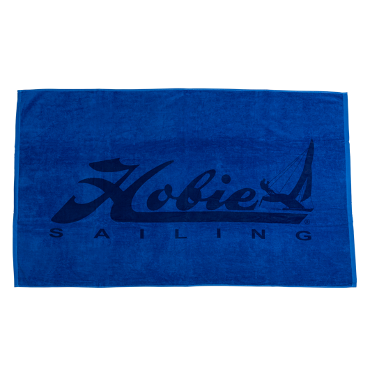 Beach Towel - Sailing