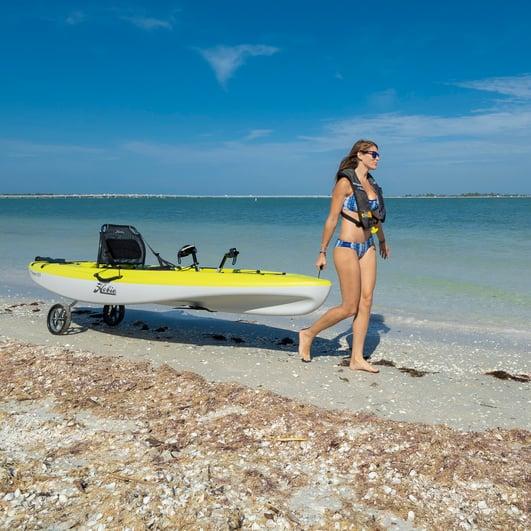 Standard Plug-in Kayak Cart
