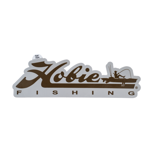 "6"" Fishing Sticker"