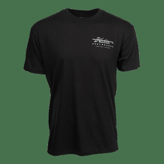 Classic Surfboard Script T-Shirt