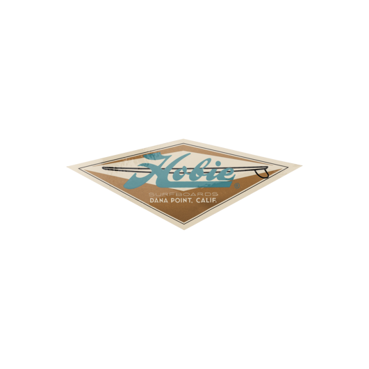 Hobie Diamond Sticker