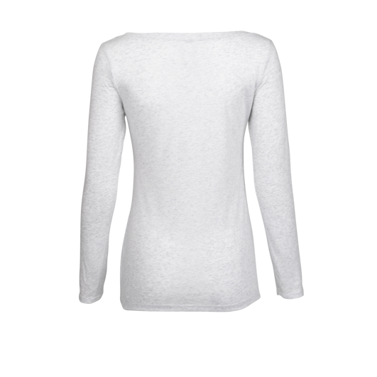 Flying H Scoop Neck Long Sleeve