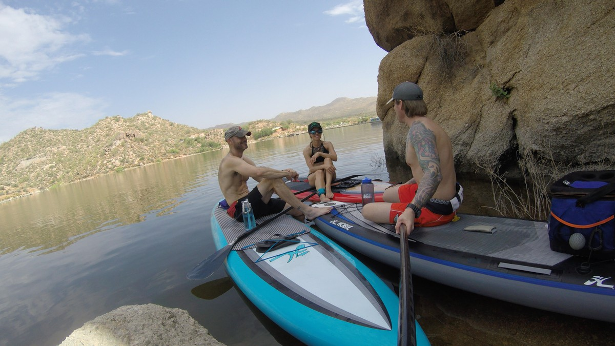 Article image - How to Choose a SUP