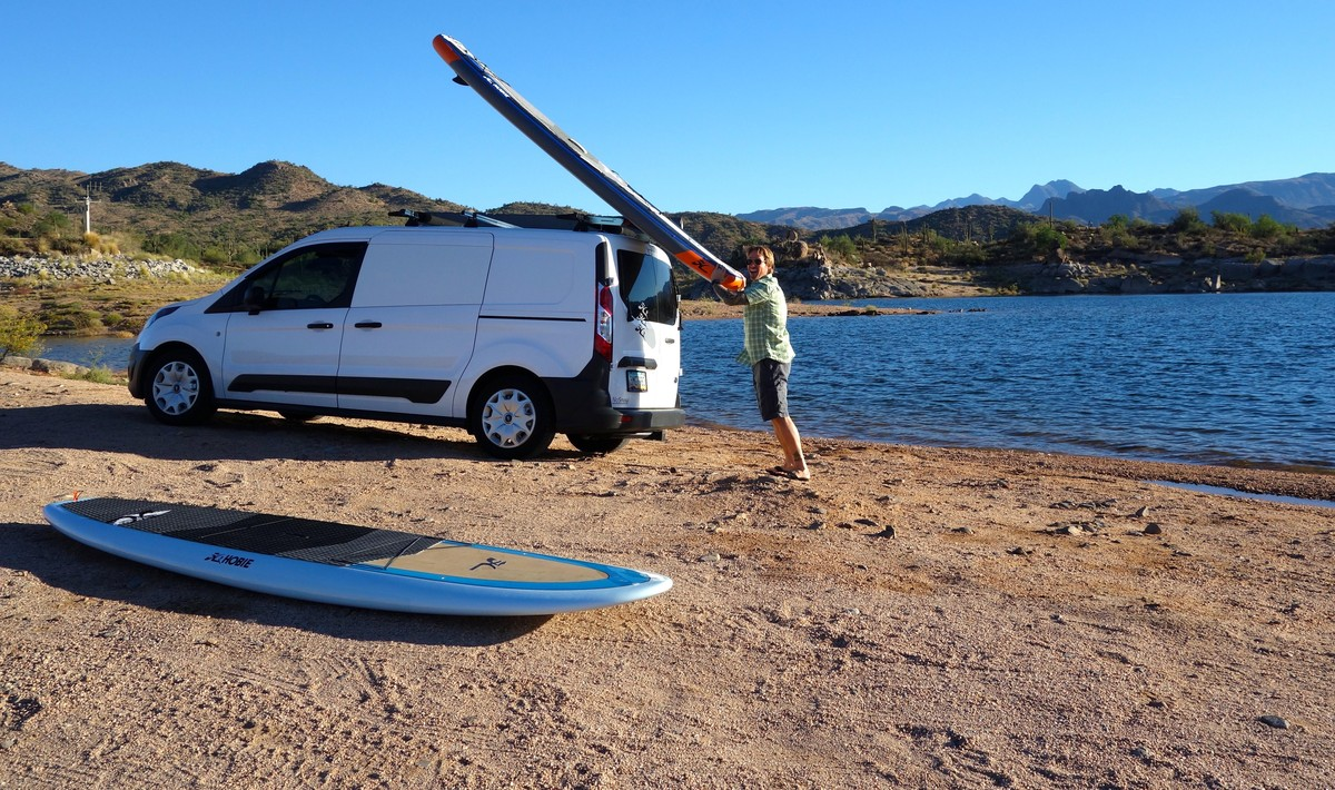 Article image - Suzi P's Favorite Places to SUP