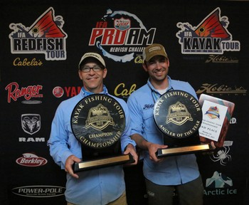 2013 IFA Bayard Wins Angler of the Year