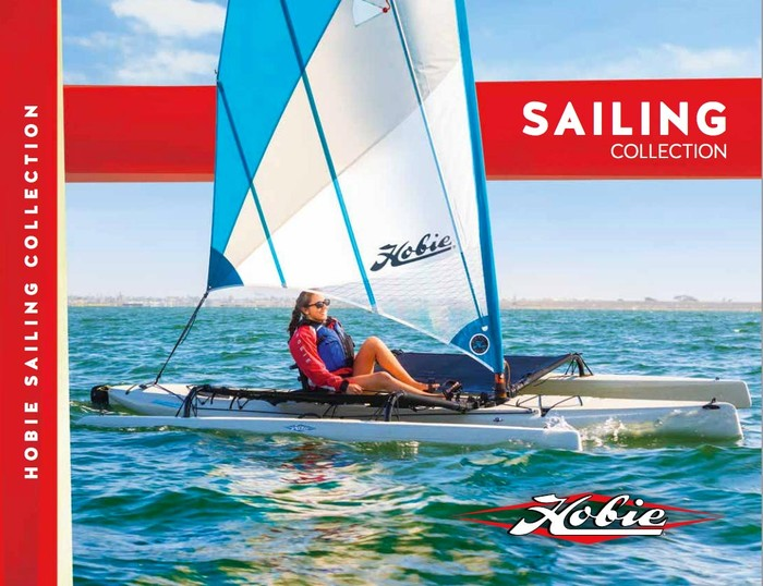 Sailing Collection Brochure