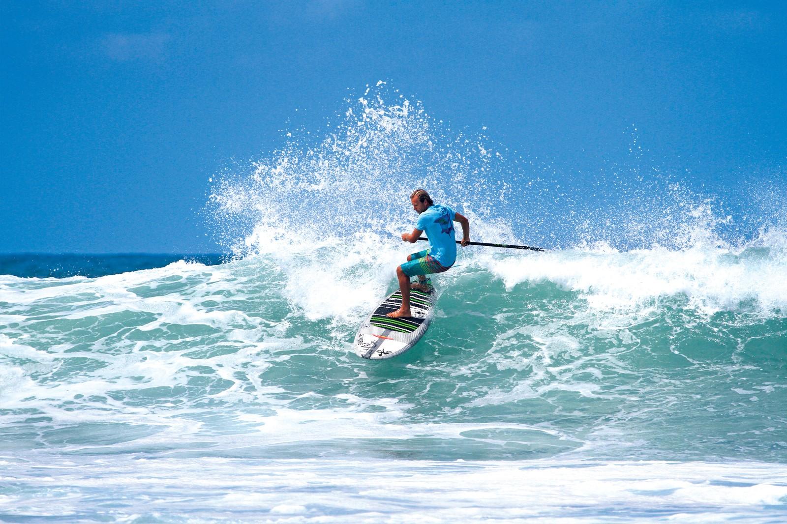 2016 Hobie SUP - CM Pro - Action - Surf - Colin 2