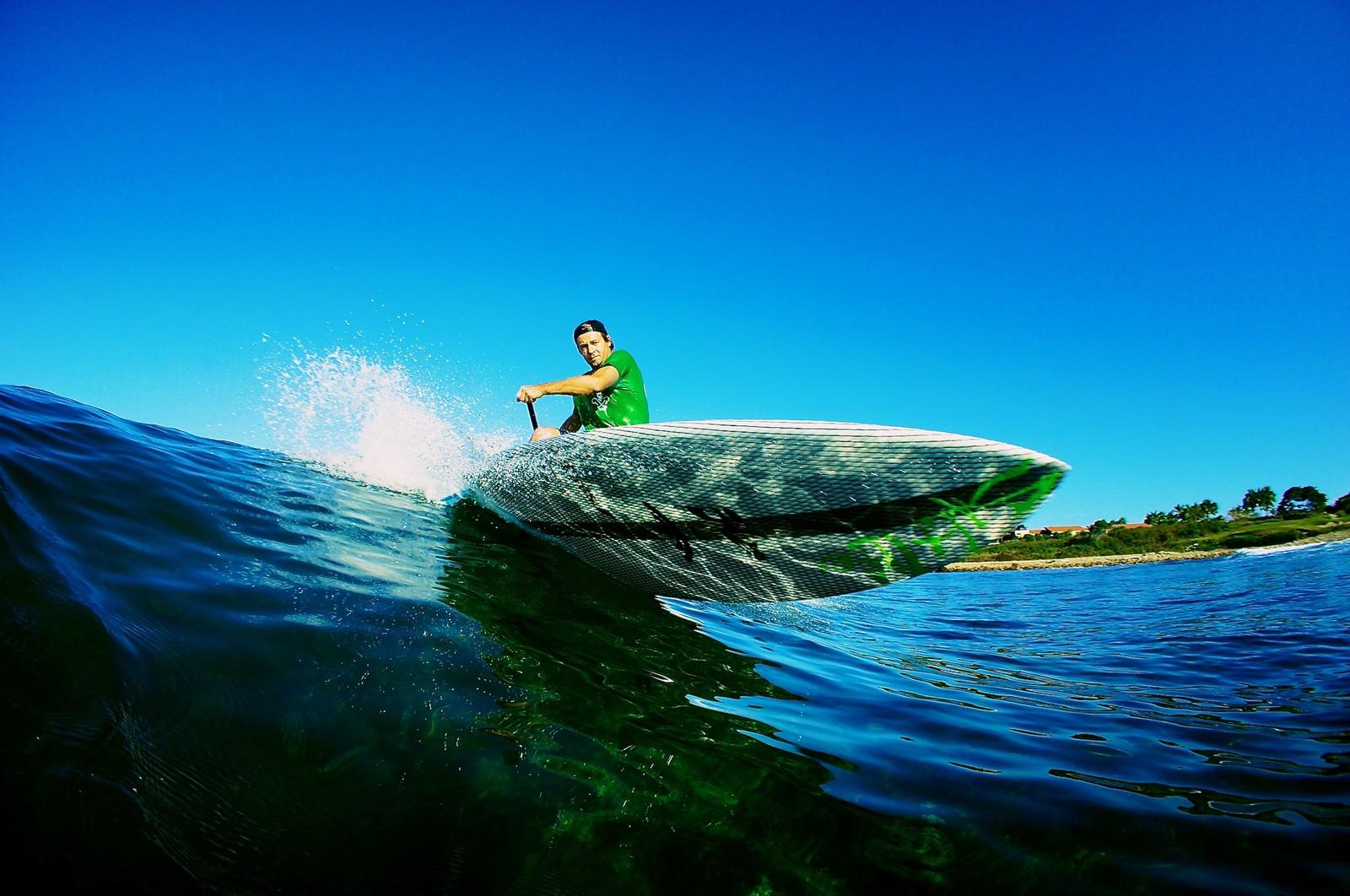 2016 Hobie SUP - CM Pro - Action - Surf