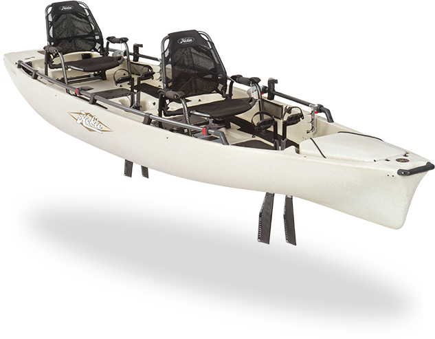 Mirage Pro Angler 17T Tandem Fishing Kayaks