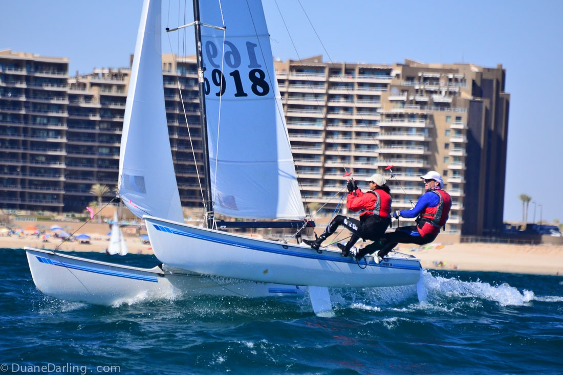 Article image - 2016 North American Hobie 16 and 18 Open Championships