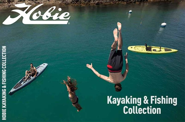 Brochure Collection Kayak / Pêche