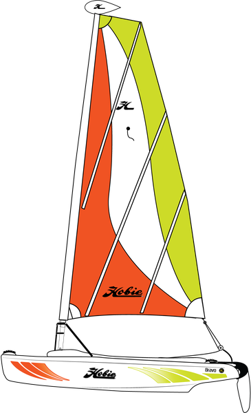 2017 Hobie Bravo  - Martinique