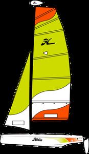 2017 Hobie T1  - Martinique