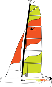 2017 Hobie T2  - Martinique