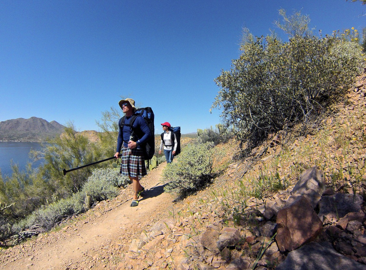 Article image - iSUP and Hiking