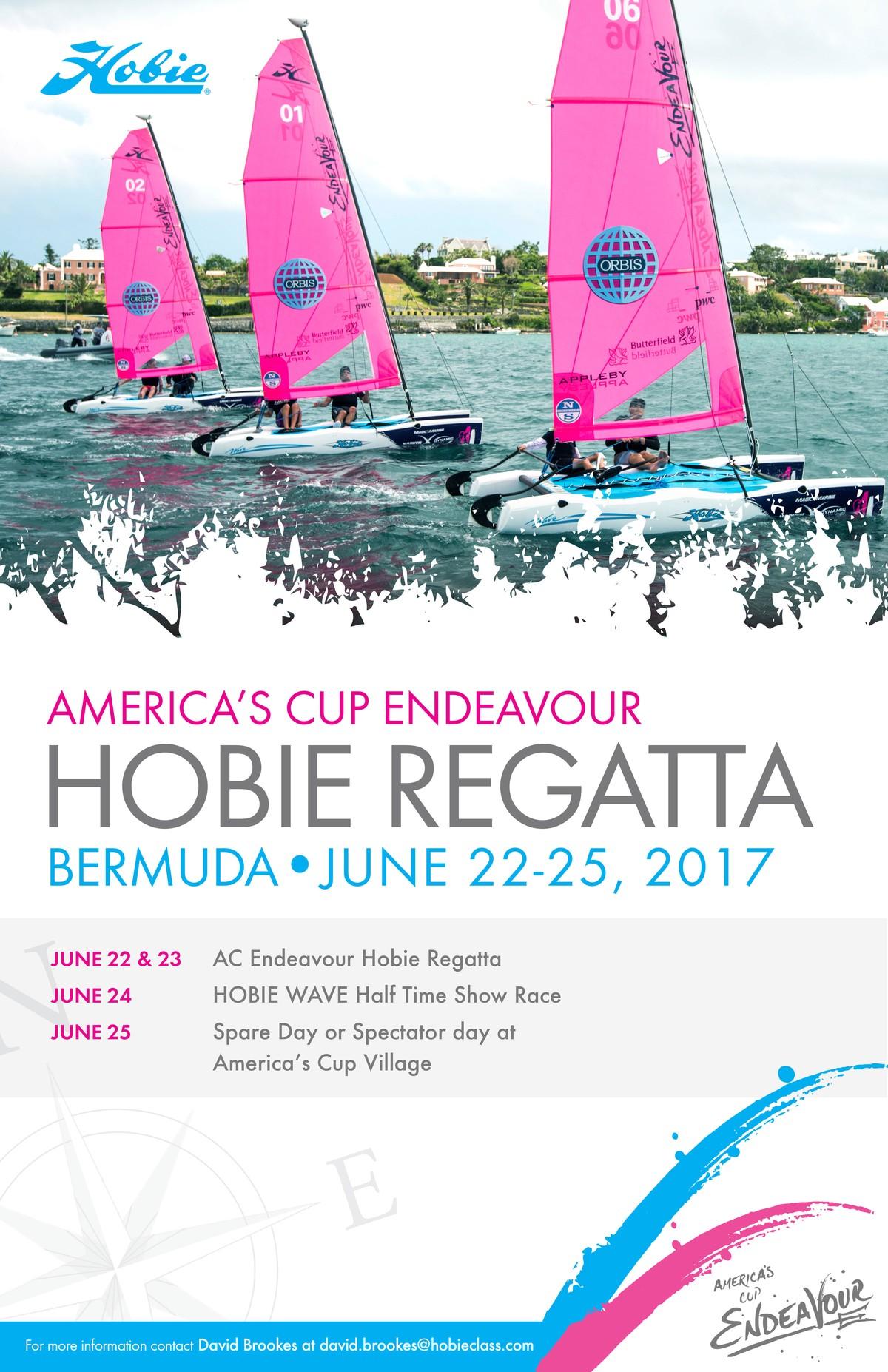 AC Endeavour Regatta - Bermuda 2017