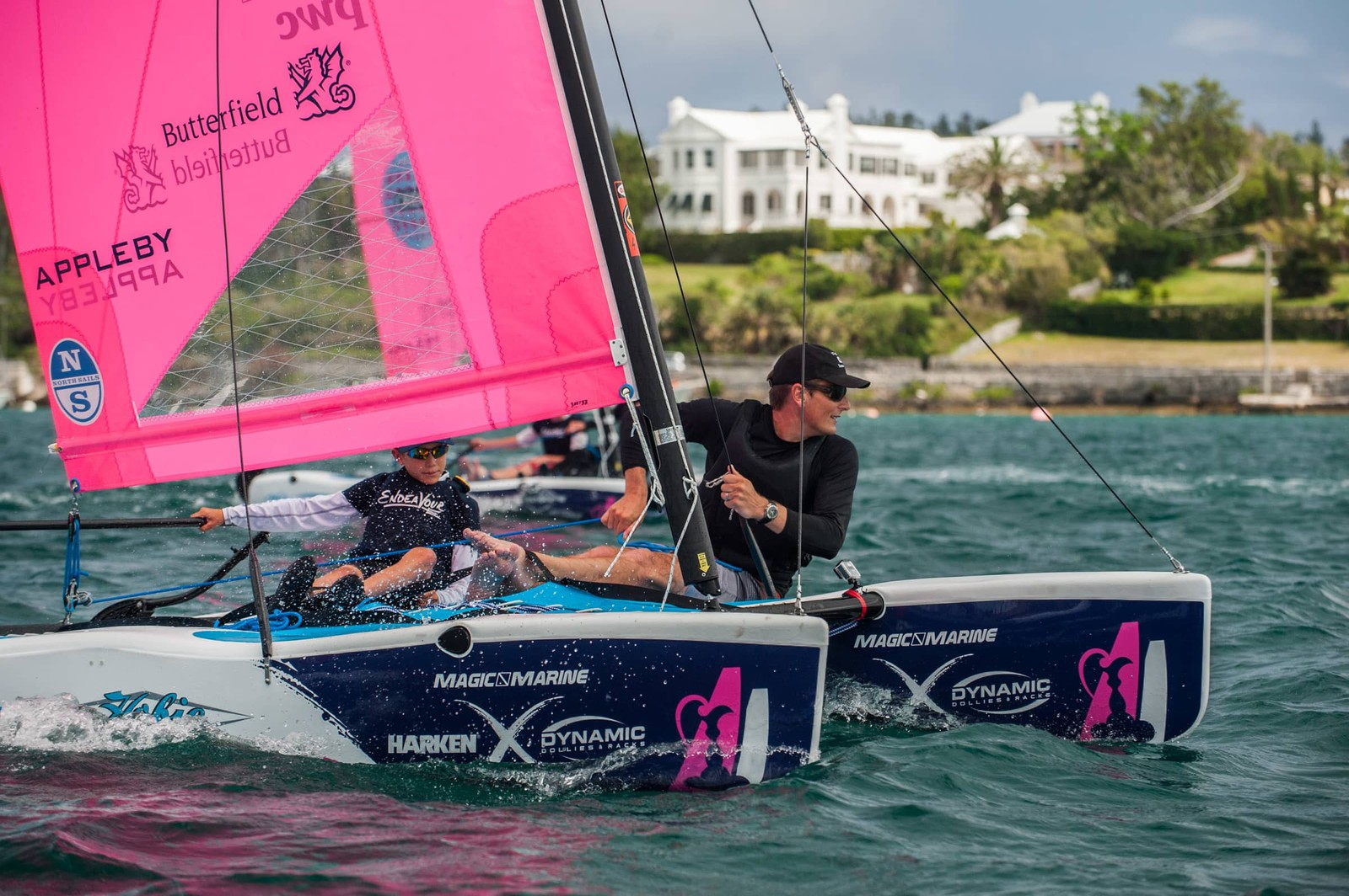2016 - America's Cup Endeavour Programme