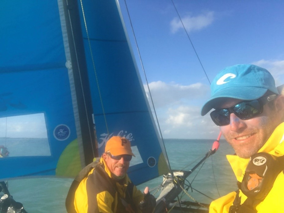 Article image - 300 Miles in 4 Days in a Hobie Getaway