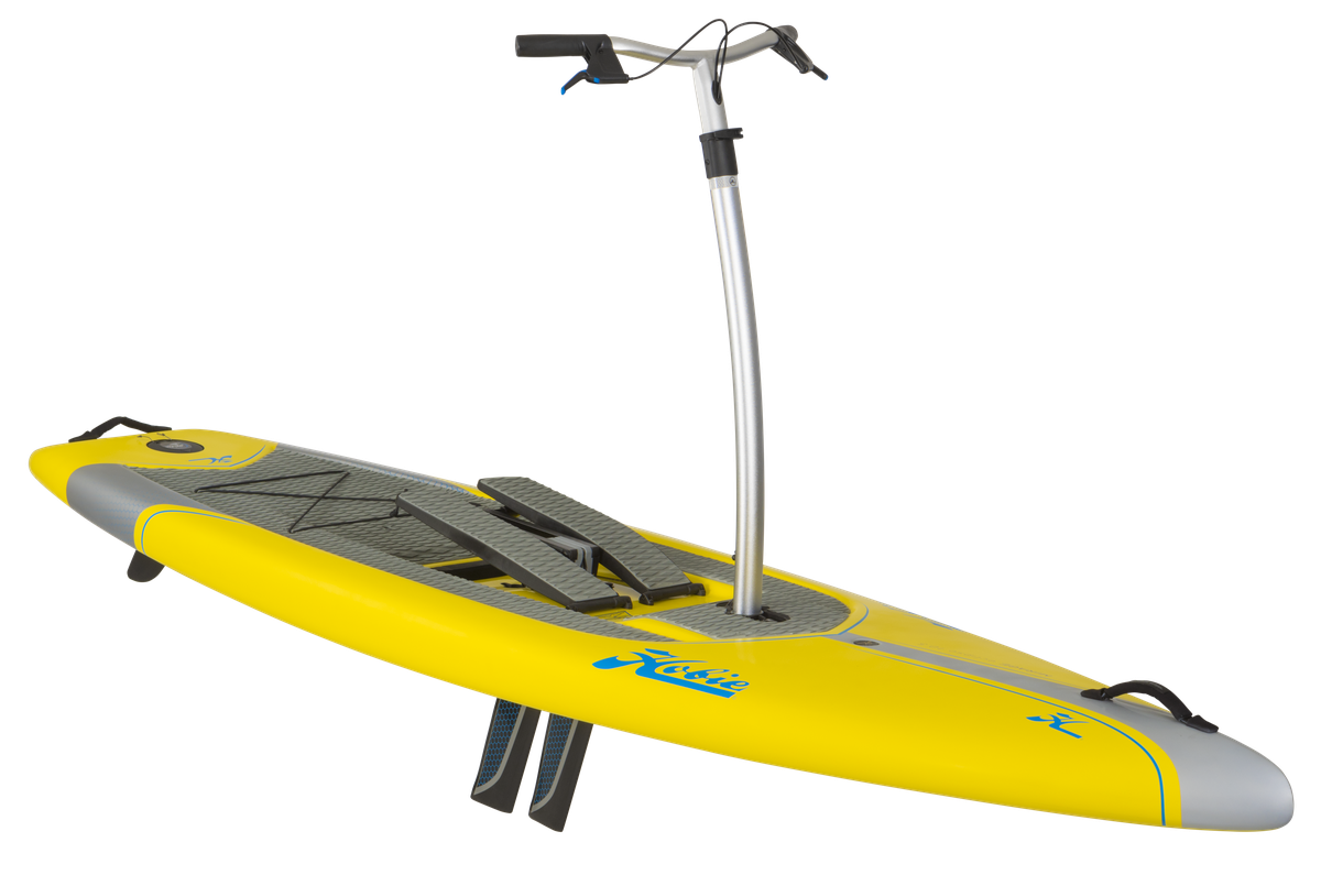 Hobie Mirage Eclipse in Solar Yellow