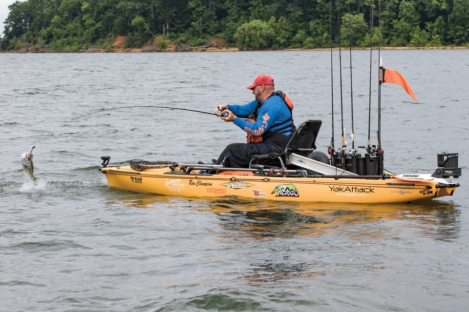 Making Champions - Hobie Bass Open at Kentucky Lake