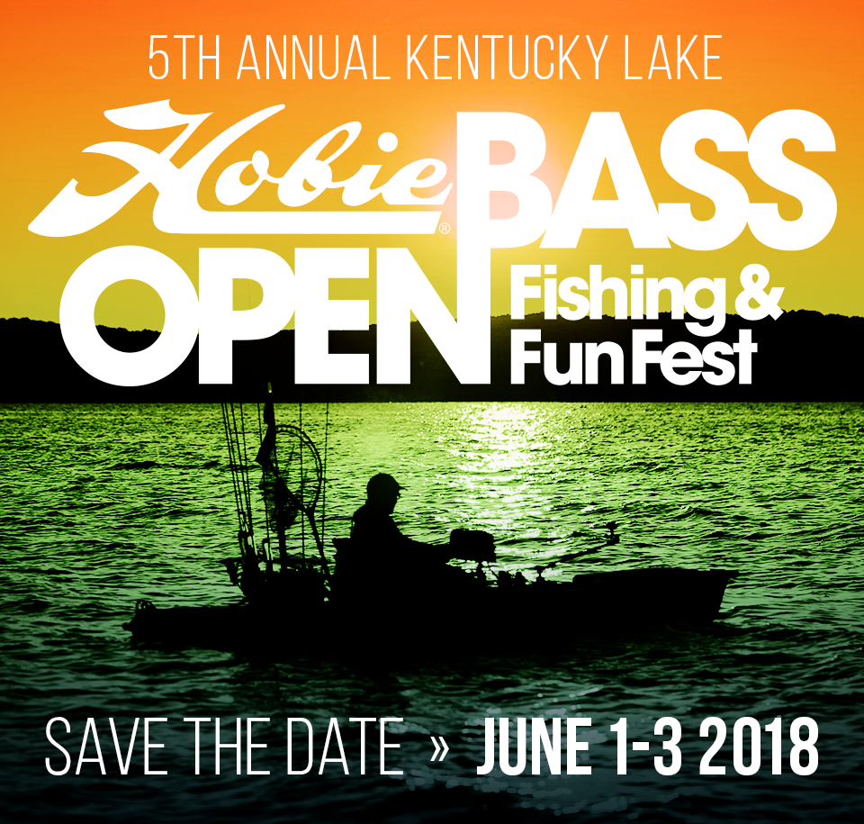 Article image - Hobie Bass Open Save the Date
