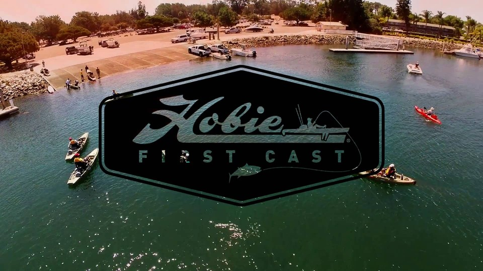 "Hobie's ""First Cast"""