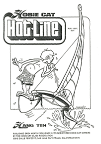 Hobie Hotline - August/September, 1971