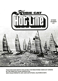 Hobie Hotline - October/November, 1971