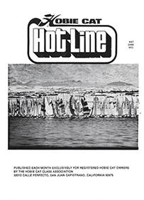 Hobie Hotline - May/June, 1972