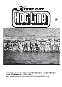 Hobie Hotline - May/June, 1972