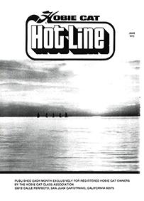 Hobie Hotline - June, 1972