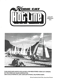 Hobie Hotline - January/February, 1973