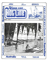 Hobie Hotline - March, 1973