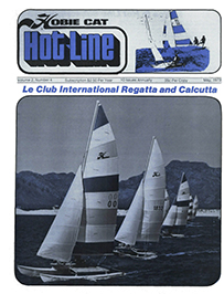 Hobie Hotline - May, 1973