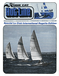 Hobie Hotline - June, 1973