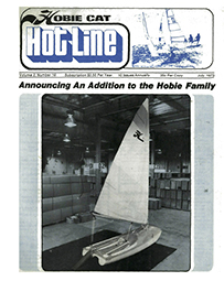 Hobie Hotline - July, 1973