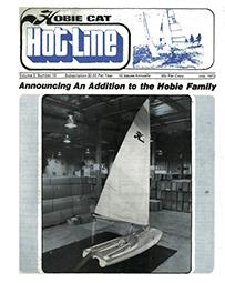 Hobie Hotline - July, 1973