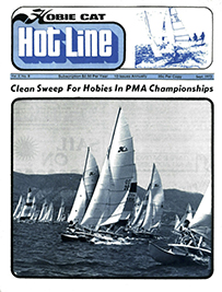 Hobie Hotline - September, 1973
