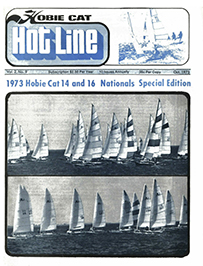 Hobie Hotline - October, 1973