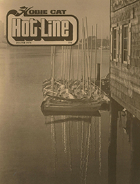 Hobie Hotline - January/February, 1974