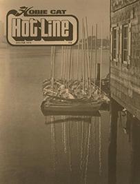 Hobie Hotline - January/February, 1974